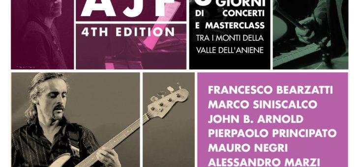 Accademia Festival … in Jazz 2019 – dal 28 al 30 giugno a Saracinesco