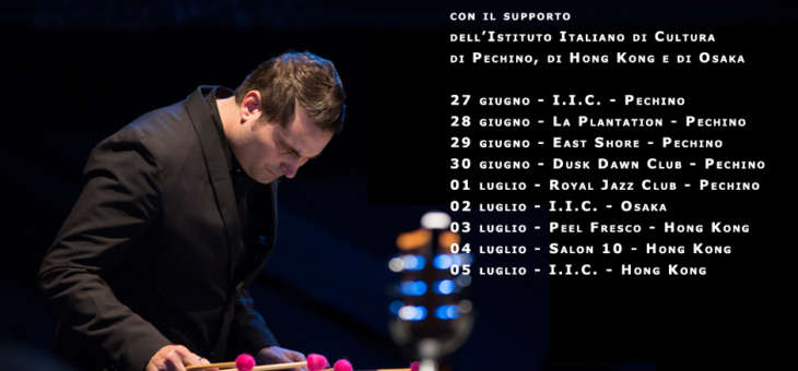 "Marco Pacassoni ""Sticks & Mallets"" Oriental Tour"