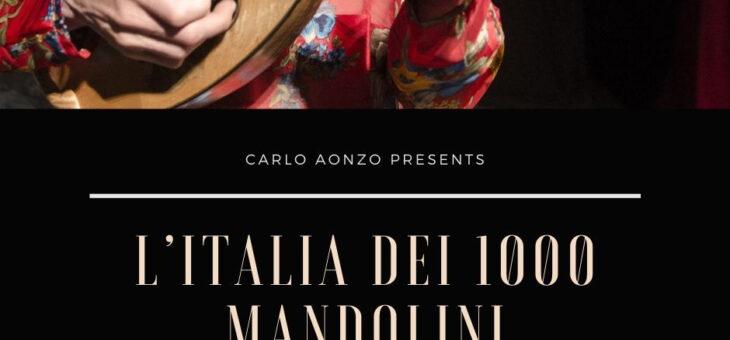 L'Italia dei 1000 Mandolini fa scalo a Dublino
